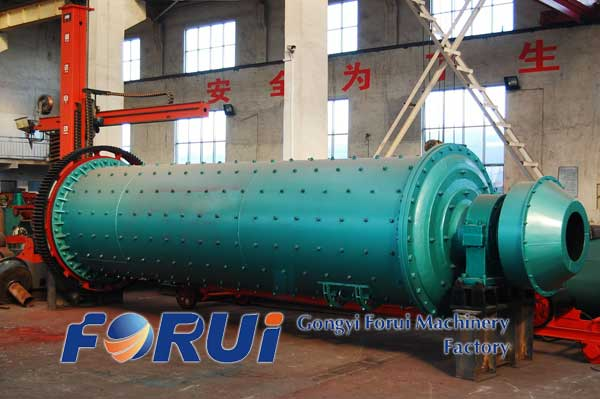 Over-Flow Ball Mill