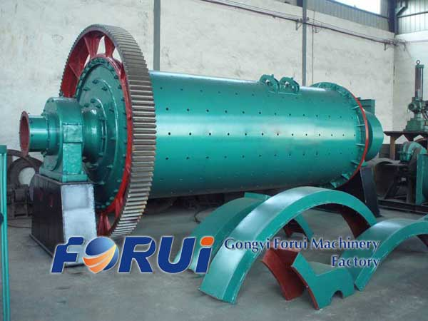 Grid-Type Ball Mill